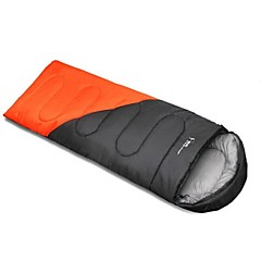 Sleeping Bag Envelope / Rectangular Bag 5°C-15°C °C Moistureproof/Moisture Permeability Rain-Proof 210cmX75cm Hunting Hiking Fishing