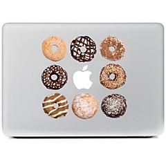tanie Akcesoria do MacBooka-1 szt. Naklejka na Odporne na zadrapania Rysunek Wzorki MacBook Pro 13 ''
