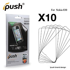 High Transparency HD LCD Screen Protector for Nokia 830 (10 Pieces)