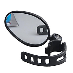 Bike Mirror Rearview Mirror Cycling/Bike Waterproof Adjustable 360°Rolling / Rotatable Plastic Rubber
