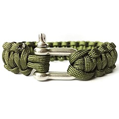 Survival Bracelet Hiking Survival Alloy