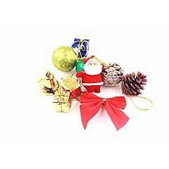 abordables Decoraciones-los adornos del árbol de navidad colgante de navidad