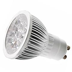 3W GU10 Focos LED MR16 1 leds LED de Alta Potencia Blanco Cálido Blanco Fresco 3000-3500/6000-6500lm 3000-3500k/6000-6500K AC 85-265V
