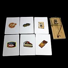 recuzită magie - în căutarea pentru cursa de șoareci de card