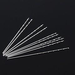 Common 0.5mm Small Drill(10Pcs)