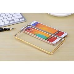 Mert Samsung Galaxy Note Other Case Védőkeret Case Egyszínű Fém Samsung Note 3