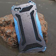 Transformator metalu chłodne wodoodporna i pyłoszczelna i anty zeskrobać tylna skrzynka dla iphone 6s 6 plus se 5s 5