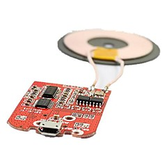 DIY Universal Qi Standard Wireless Charger Transmitter Module  for Samsung Galaxy S5/S4/S3/HTC LG and Others