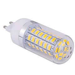 preiswerte LED-Birnen-15W G9 LED Mais-Birnen T 60 SMD 5730 1500 lm Warmes Weiß / Kühles Weiß AC 85-265 V 1 Stück