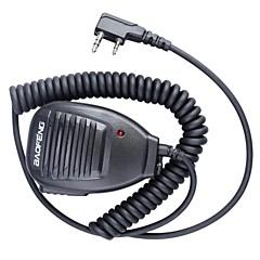 halpa Radiopuhelimet-Baofeng 5R-mic ammatillinen laadukasta ainutlaatuinen muotoilu radiopuhelinsetti käsimikrofonilla