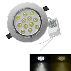 cheap Indoor Lights-JIAWEN 12 W 960 lm 12 LED Beads High Power LED Warm White / Cold White 100-240 V