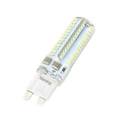 お買い得  LED 電球-7W 550-650 lm G9 LEDコーン型電球 T 104 LEDの SMD 3014 温白色 クールホワイト AC 220-240V