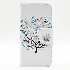 إلى موتورولا حالة محفظة / حامل البطاقات / مع حامل / قلب غطاء كامل الجسم غطاء شجرة قاسي جلد اصطناعي Motorola