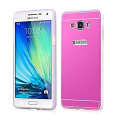 compatibele grafische / effen kleur / speciale ontwerp plastic / metal / TPU achterkant / voor Galaxy a7