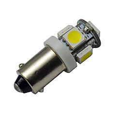 preiswerte LED-Birnen-70-100 lm BA9S Lichtdekoration 5 Leds SMD 5050 Kühles Weiß DC 12V