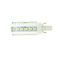 お買い得  LED 電球-SENCART 3000-3500/6000-6500lm G24 LEDコーン型電球 T 48 LEDビーズ SMD 5050 装飾用 温白色 / クールホワイト 85-265V / 1個 / RoHs