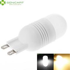 preiswerte LED-Birnen-SENCART 3000-3500/6000-6500lm G9 LED Mais-Birnen T 6 LED-Perlen SMD 5060 Dekorativ Warmes Weiß / Kühles Weiß 220-240V / RoHs