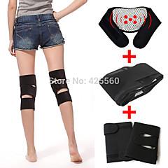 Full Body / Talia / kolano / Szyja Obsługuje Pasek taliowy / Ochraniacze na kolana MagnetoterapiaStymulują komórki i mieszków włosowych,