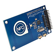 お買い得  センサー-ラズベリーパイボードNFCカードリーダーモジュールと互換性のarduinoの13.56MHzののpn532用