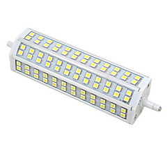 cheap LED Bulbs-1pcs R7S 12W 72SMD 5050 700-850LM Warm/Cool White Dimmable Recessed AC 85-265V