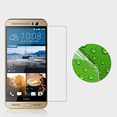 high definition screen protector voor de HTC One M9 plus / HTC One M9 +