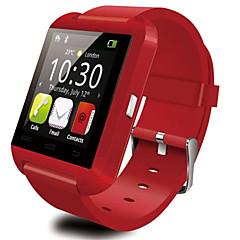 voordelige Smartwatches-Smart horloge Aanraakscherm Verbrande calorieën Stappentellers Afstandsmeting Berichtenbediening Lange stand-by Camerabediening