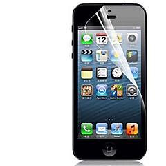 Недорогие Защитные пленки для iPhone 4s / 4-Защитная плёнка для экрана для Apple iPhone 6s / iPhone 6 10 ед. Защитная пленка для экрана HD
