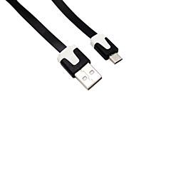 preiswerte Kabel & Adapter-3m USB 2.0-Stecker auf Micro-USB-2.0-Stecker-Kabel für Samsung htc Huawei Android-Handy
