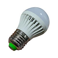 お買い得  LED 電球-1.5W 2800-3200/6000-6500 lm E26/E27 LEDボール型電球 10 LEDの SMD 2835 温白色 クールホワイト AC 220-240V
