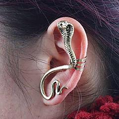 preiswerte Ohrringe-Damen Ohr-Stulpen - Silber / Bronze Für Party / Alltag / Normal