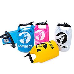 2 L Αδιάβροχη τσάντα Ξηρός Duffel ταξιδιού Αδιάβροχη σανίδα Κινητό τηλέφωνο τσάντα Αδιάβροχη Μικρού μεγέθους Πολυλειτουργικό Πλωτό για