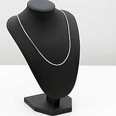 preiswerte Halsketten-Damen Kristall Ketten  -  18K vergoldet, Strass, Diamantimitate Europäisch, Modisch Silber Modische Halsketten Für / Österreichisches Kristall