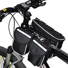 abordables Bolsas para Bicicleta-Acacia <10 L Bolsa para Cuadro de Bici Resistente a la lluvia, Multifuncional Bolsa para Bicicleta 600D Ripstop Bolsa para Bicicleta Bolsa de Ciclismo Ciclismo / Bicicleta