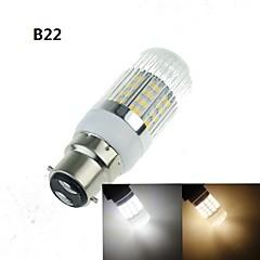 4W E14 G9 GU10 B22 E26/E27 LEDコーン型電球 40 LEDの SMD 5630 装飾用 温白色 クールホワイト 3000-3500/6000-6500lm 3000-3500K 6000-6500KK AC 100-240 交流220から240V