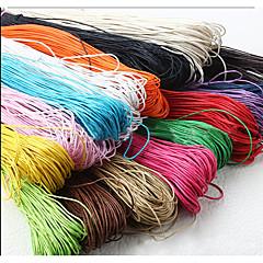 halpa Nauhat, langat ja rautalangat-Johdon & Wire Kaapeli approx 60m Korut