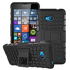 billige Etuier til Nokia-For Nokia etui Stødsikker Med stativ Etui Bagcover Etui Armeret Hårdt PC for Nokia
