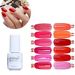 billige UV-gel-Negle Polish UV Gel 5ML 1 UV Farve Gel Vaske Af Langtidsholdbar