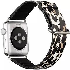 voordelige Apple Watch-bandjes-Horlogeband voor Apple Watch Series 3 / 2 / 1 Apple Polsband Klassieke gesp PU