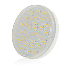 cheap Indoor Lights-1pc GX53 5 W 300-400LM 36 LED Beads SMD 5050 Warm White / Cold White / Natural White 220-240 V / RoHS / FCC
