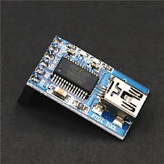 voordelige Moederborden-ftdi elementaire breakout usb naar TTL upload tool voor MWC voor arduino (werkt met officiële Arduino boards)