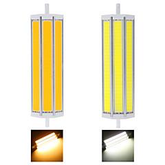 Lampy ledowe ywxlight® r7s 3 cob 2500 lm ciepły biały zimny biały dekoracyjny ac 85-265 v 2szt