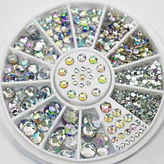 1 Nagelkunst decoratie Strass parels make-up Cosmetische Nagelkunst ontwerp