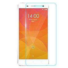 olcso Xiaomi képernyővédők-Képernyővédő fólia XIAOMI mert Xiaomi Mi 4 Edzett üveg 1 db High Definition (HD)