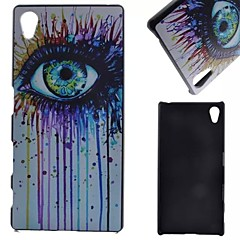 For Sony etui / Xperia Z5 Mønster Etui Bagcover Etui Punk Hårdt PC for Sony Sony Xperia Z5