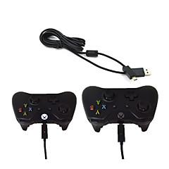 # - Xbox one - Újratölthető - Műanyag / Alumínium - USB - Kiegészítő készletek - Xbox egy