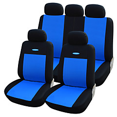 abordables Fundas y Accesorios para Asientos de Coche-Fundas para asiento Cubre asientos Textil Para Peugeot Indigo MINI Alpina Isdera Seat Skoda Passat Opel Fiat Proton Land Rover Citroen