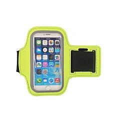 abordables Bolsas para Fitness-HAISKY Brazalete Bolso del teléfono celular para Carreras Ciclismo / Bicicleta Running Correr Bolsas de Deporte Listo para vestir