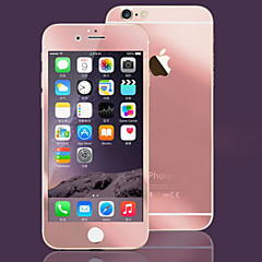 Недорогие Защитные пленки для iPhone 6s / 6 Plus-Защитная плёнка для экрана Apple для Закаленное стекло 1 ед. Защитная пленка для экрана Взрывозащищенный HD