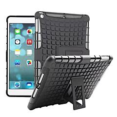voordelige iPad Air hoesjes-hoesje Voor Apple iPad iPad Mini 4 iPad Mini 3/2/1 iPad Air 2 iPad Air Schokbestendig met standaard Achterkant Schild Hard PC voor Apple