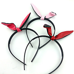 Jewelry / Headpiece Inspired by Cosplay Cosplay Anime Cosplay Accessories Headpiece Red / Purple / Pink Male / Female